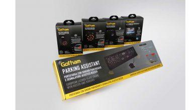Retrocamera e sensori parcheggio by SD Distribuzione