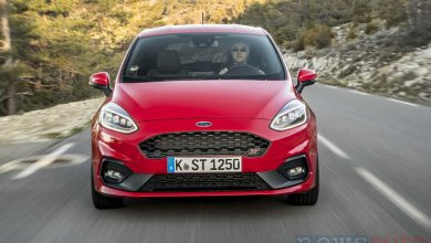 Ford Fiesta ST 2018 prova