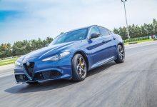 Alfa Romeo Giulia Veloce elaborata con preparazione DMP Motors