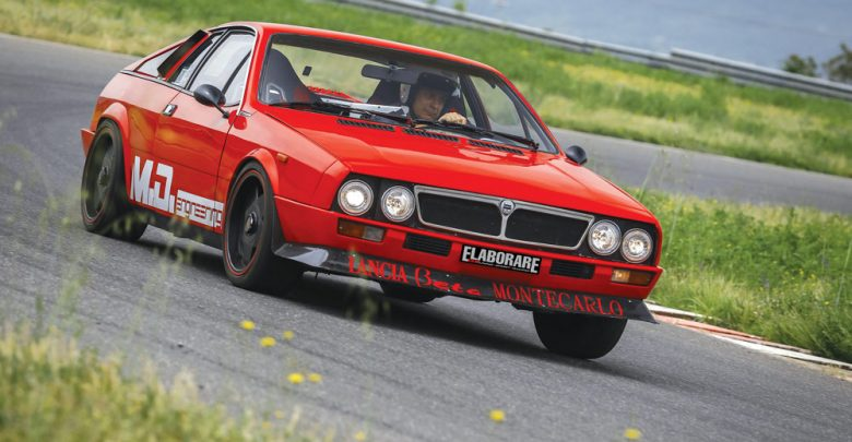 Lancia Beta Montecarlo elaborata con preparazione MD Engineering