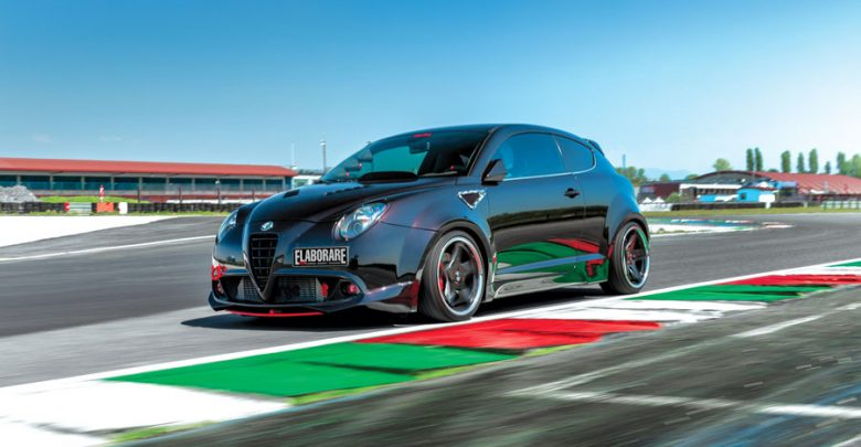 Alfa Romeo MiTo 1.4T elaborata con preparazione Invedesign