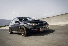 Subaru Impreza STi elaborata con preparazione Cicale Racing