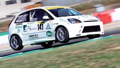 Ford Fiesta ST Racing elaborata con preparazione Leone Motorsport