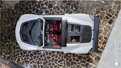Opel Speedster 2200 elaborata 390 CV con Flygas by Officina Romani