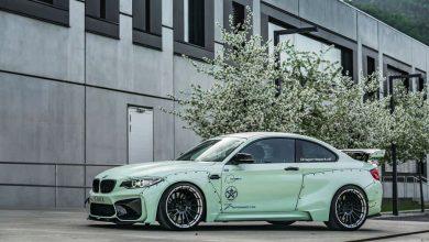 BMW M2 Widebody by Z-Perfomance top car elaborazione 370 CV
