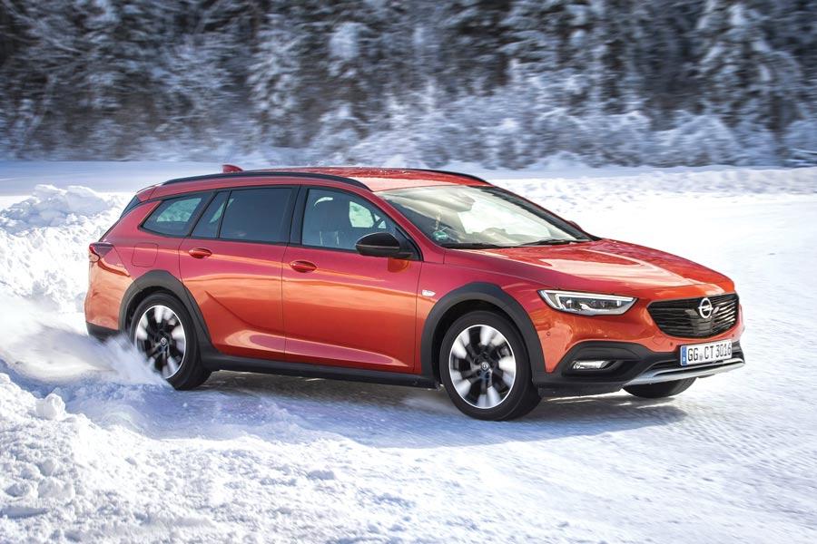 il sistema Twinster Torque Vectoring su auto Opel