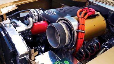 hybrid electric engine