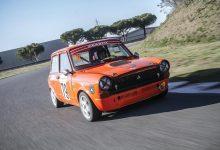 Autobianchi A112 Abarth auto storica elaborata 100 CV con preparazione Campoli Motorsport