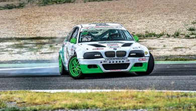 BMW 328 Ci elaborata 245 CV con preparazione per gare drifting AlbaMotorSport