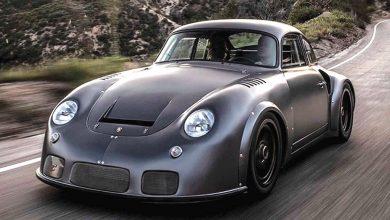 Porsche Emory 356 RSR top car elaborazione 400 CV