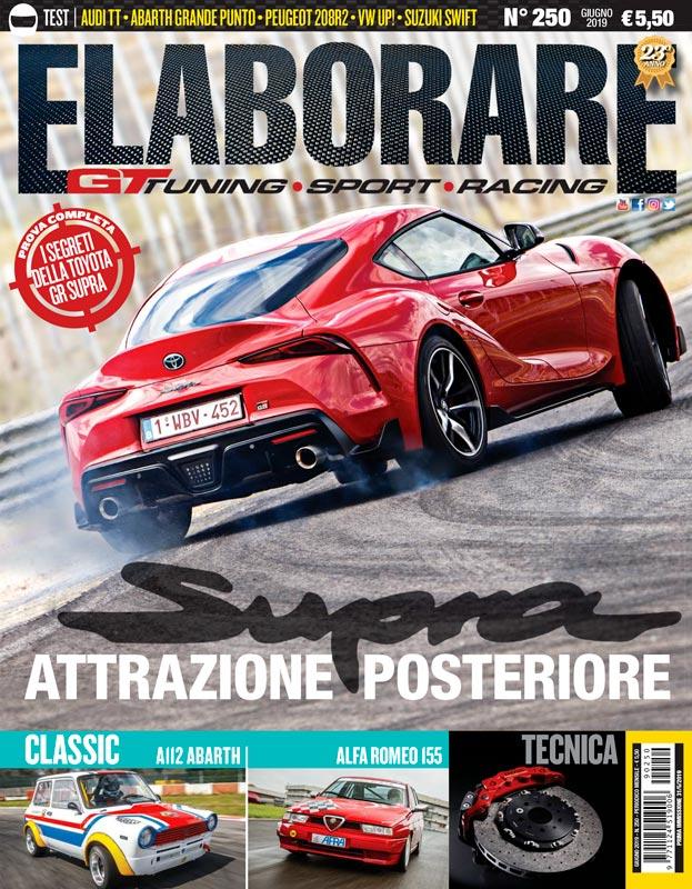 Cover Elaborare Giugno n° 250 2019