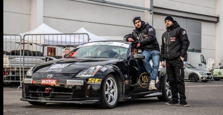 Taxi Drift all'Autoshow Elaborare Day a Modena