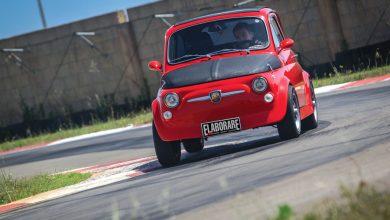 Fiat 500 L auto storica con preparazione DCgarage