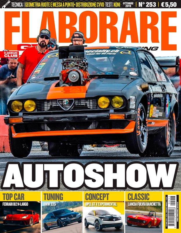 Cover Elaborare Ottobre n° 253 2019