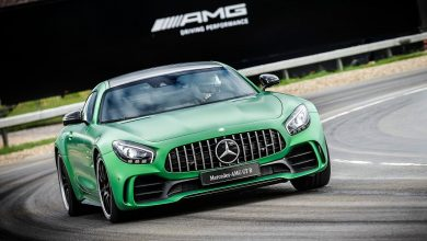 AMG Performance Day 2019, track day a Misano
