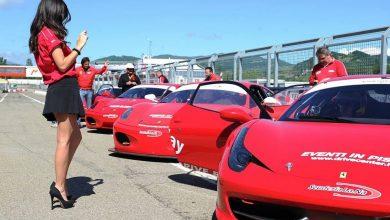 Team Building Aziendale corsi di guida sportiva Ferrari