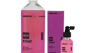 Come pulire l'auto con l'idrorepellente H20 Coat by Fra-Ber