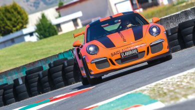 Porsche 911-991 GT3 RS elaborata 500 CV