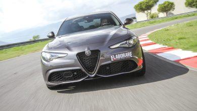 Motore Alfa Romeo Giulia Veloce Ti Q4 elaborata 350 CV con preparazione Leone Motorsport
