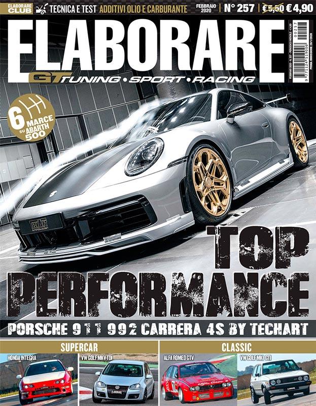 Cover Elaborare n. 257 Febbraio 2020