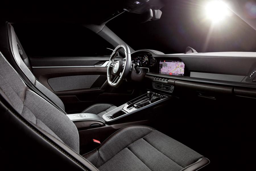 Porsche 911 4S by TechArt - Carrozzeria e interni