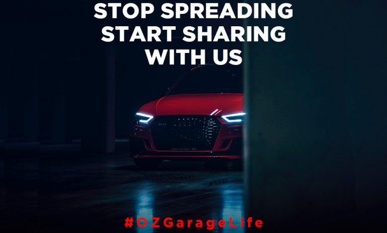 OZ Racing progetto #OzGarageLife