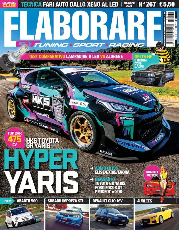 Cover Elaborare n. 267 Marzo-Aprile 2021