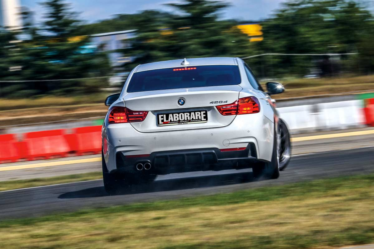 BMW-420d-by-Electronic-Revolution-sovrasterzo di potenza